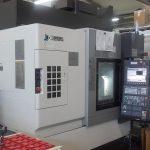 New 5 axis Milling Machine