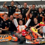 LP and Federer wins Round 2 FIA Karting Eurpean Championship